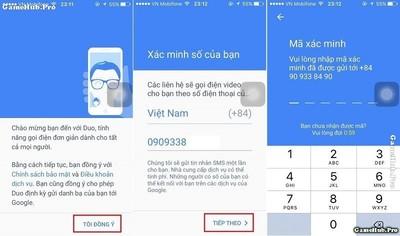 Hướng dẫn sử dụng Google Duo để gọi Video miễn phí