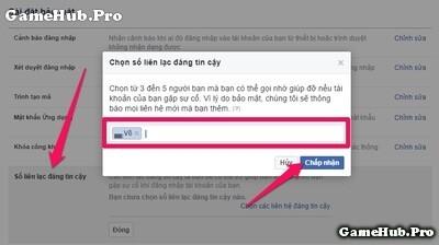Những phương pháp hữu ích để bảo vệ tài khoản Facebook