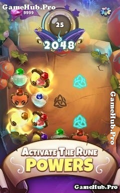 Tải game 2048 Potions: Magic Adventure cho Android apk