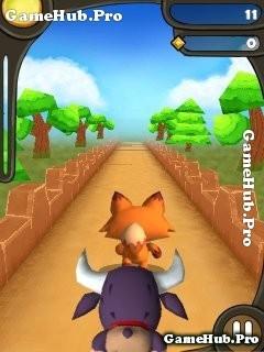 Tải game 3D Fox Run Pro - Cáo nhỏ chạy trốn cho Java