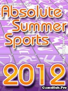 Tải game Absolute Summer Sports 2012 - Thể thao cho Java