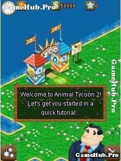 Tải game Animal Tycoon 1 và 2 - Mô phỏng chiến lược Java