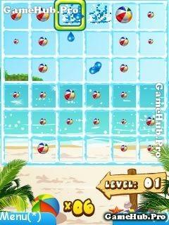 Tải game Beach Ball Fun - Tiêu diệt bóng trí tuệ Java