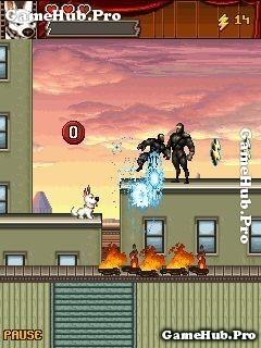 Tải game Bolt - Chú chó siêu anh hùng cho Java miễn phí