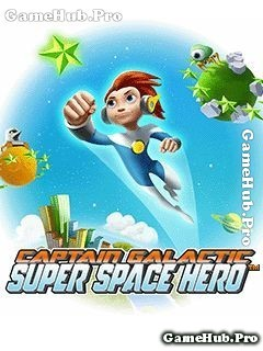 Tải game Captain Galactic - Super Space Her cho Java
