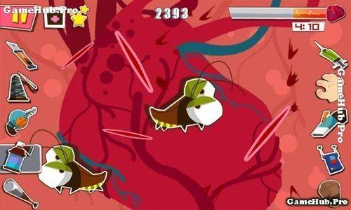 Tải game Crazy Doctor - Bác sĩ điên cực hay cho Android