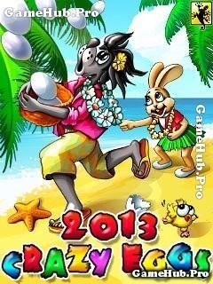 Tải game Crazy Eggs 2013 - Sói hứng trứng vui nhộn Java