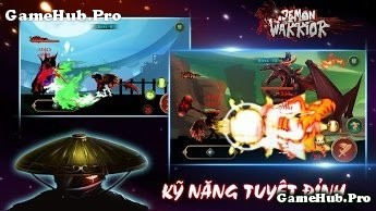 Tải game Demon Warrior - Sát Thủ Bóng Đêm cho Android