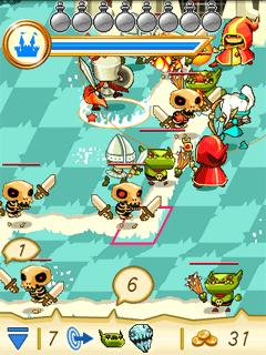 Tải game Fantasy Kingdom Defense - Thủ thành cho Java