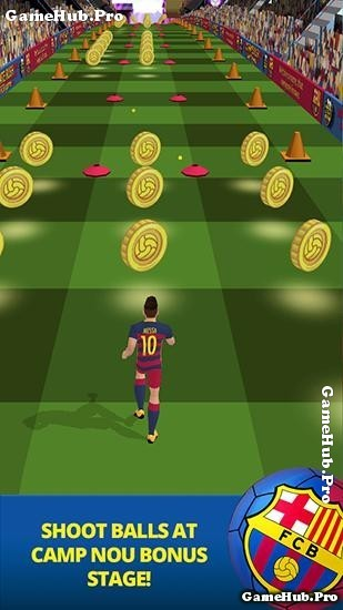 Tải game FCB Ultimate Rush - Chạy cùng đội bóng Android