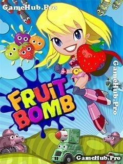Tải game Fruit Bomb - Cô gái phiêu lưu cho Java mới