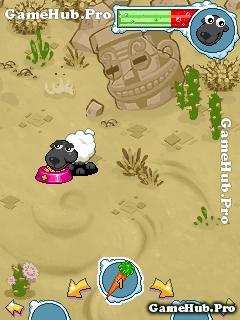 Tải game Goosy Pets Sheep - Nuôi cừu dễ thương cho Java