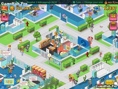 Tải game Haywire Hospital - Bác Sĩ Mèo hay cho Android