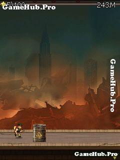 Tải game JetPack Trooper - Chàng lính JetPack cho Java