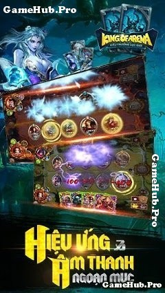 Tải game King Of Arena - Thẻ bài chiến thuật Android, iOS