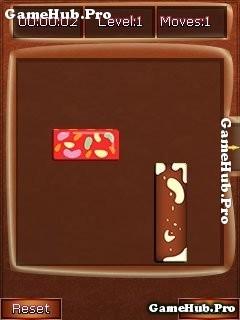 Tải game Maze Candy - Thanh Sôcôla trí tuệ cho Java