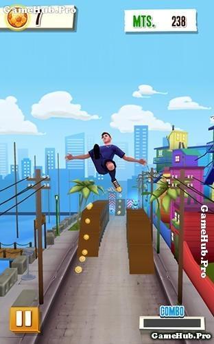 Tải game Messi Runner - Phiêu lưu cho Android miễn phí