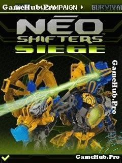 Tải game Neo Shifters Siege - Chiến thuật chống Robots