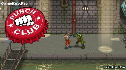 Tải game Punch Club - Nhập vai chiến thuật cho Android
