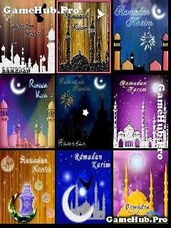 Tải game Ramadan Jigsaw - Xếp hình trí tuệ cho Java
