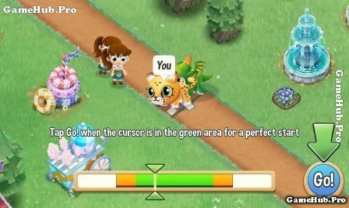 Tải game Ranch Run - Đua thú cực vui nhộn cho Android