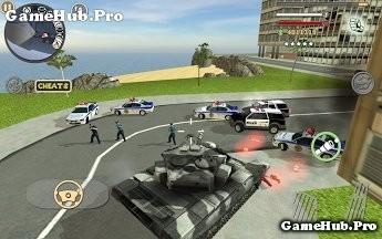 Tải game Rope Hero: Vice Town - Siêu Anh Hùng Android