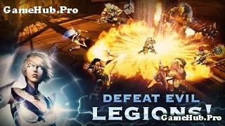 Tải game Sacred Legends - Nhập vai Anh Hùng cho Android