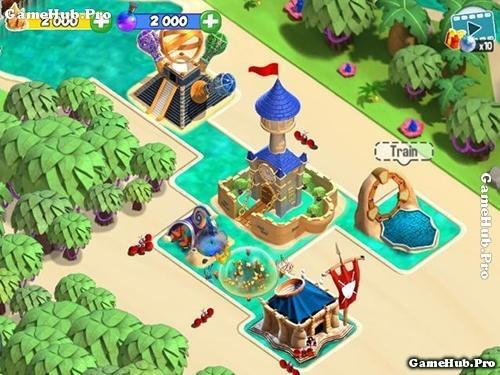 Tải game Sand Wars - Chiến lược phòng ngự cho Android