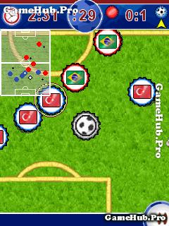 Tải game Soccer Caps - Đá bóng bằng nắp bia cho Java