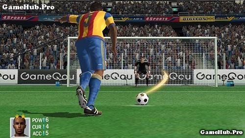 Tải game Soccer Shootout - Sút bóng cực hay Android
