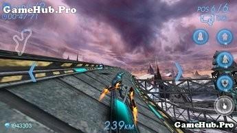 Tải game Space Racing 3D - Đua phi thuyền bắn súng Android