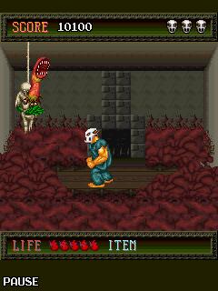 Tải game SplatterHouse - Sinh Viên diệt Quỷ cho Java