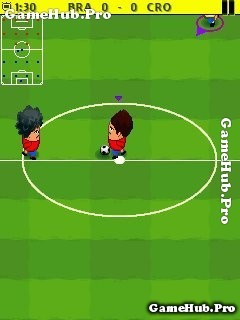 Tải game Super Pocket Football 2017 - Đá bóng cho Java