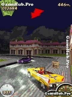 Tải game Super Taxi Driver - Lái xe Taxi 3D cho Java