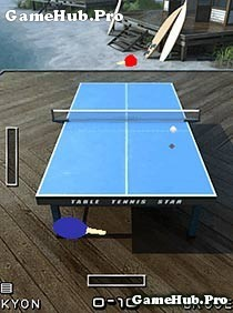 Tải game Table Tennis Star - Đánh Tennis 3D cho Java