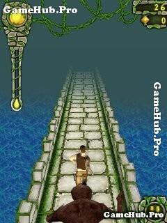 Tải game Temple Rush - Cuộc chạy trốn vô tận cho Java