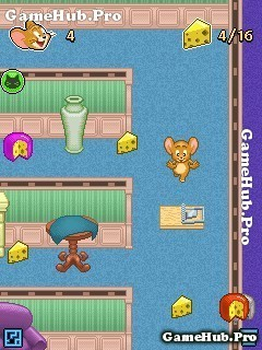 Tải game Tom and Jerry Mouse Maze 2 - Mê Cung 2 cho Java