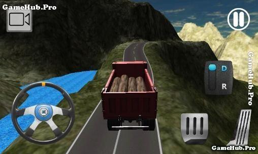 Tải game Truck Driver Cargo - Lái xe chở hàng cho Android