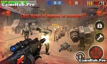 Tải game Tuyệt Địa Phản Kích - Counter Shot Cho Android