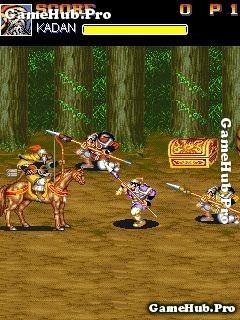 Tải game Warriors Of Fаte - Tiêu diệt Thảo Khấu cho Java