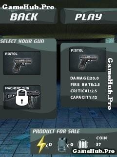Tải game Zombies Outbreak - Bắn súng diệt Quái Vật Java
