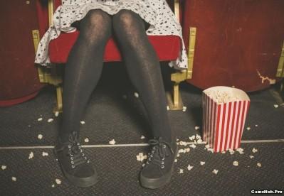 Những bí mật ở Rạp Chiếu Phim không phải ai cũng biết
