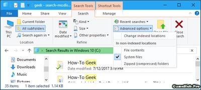 Những cách để tìm kiếm file nhanh hơn trên Windows 10