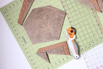 Hướng dẫn cách tự làm miếng lót chuột từ gỗ và da
