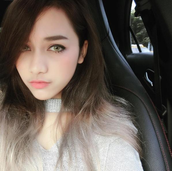 Hình ảnh những cô gái Tây lai Châu Á cực xinh đẹp