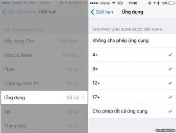 Hướng dẫn cách ẩn ứng dụng trên điện thoại iPhone