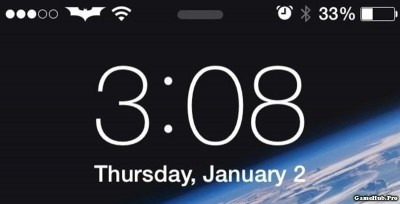 Cách làm đẹp thanh thông báo trên iPhone chưa Jailbreak
