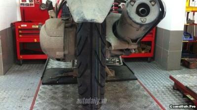 Những lưu ý cần biết khi sử dụng Xe Máy lốp không Săm