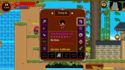 Ninja School: Sự thật mới phát hiện về Phái Tiêu