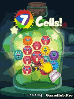 Tải game 7 Cells - Ghép hình 7 ô cực ảo diệu cho Java